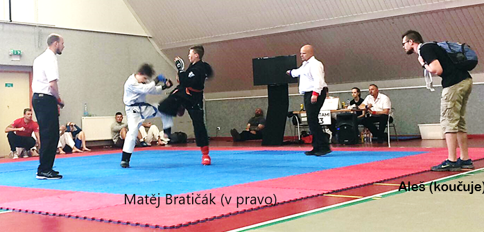 Fighting-Grappling Letňany 2018